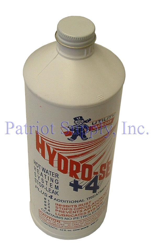 Boiler Solder - Boiler Leak Stop - Boiler Additives and Treatments